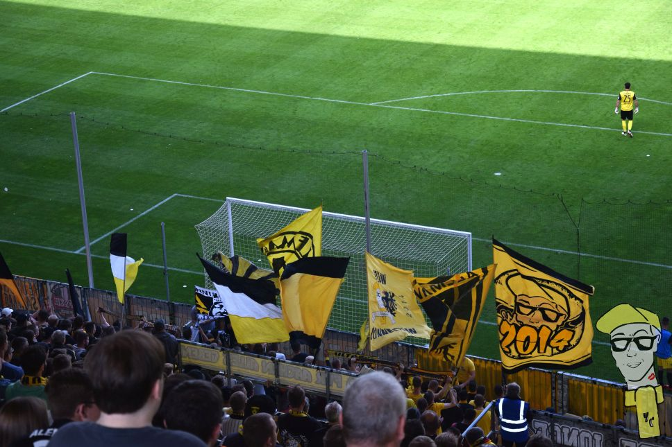 8 Spieltag 1fc Kaan Marienborn H Yellow Connection